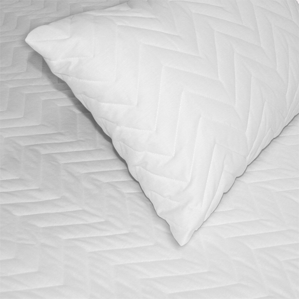 Quilted Pillow Protector from Penmark Hospitality