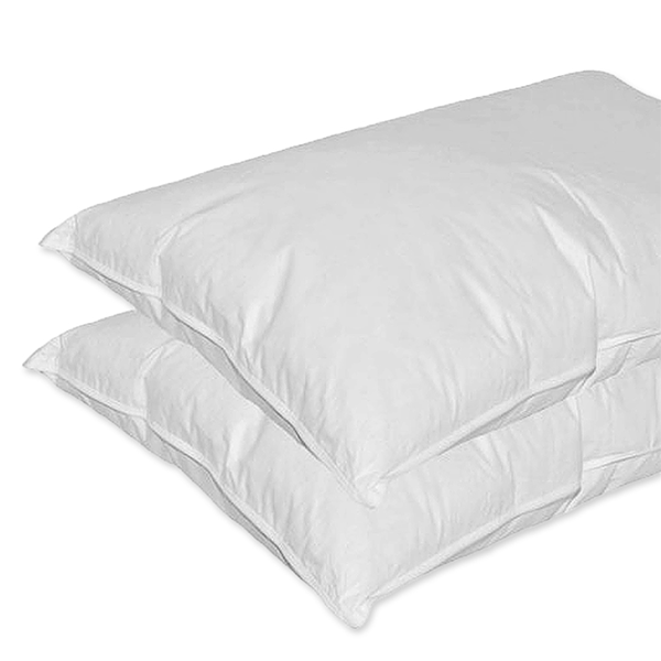 Duck feather and down pillow penmark hospitality for Duck or goose feather pillows which is better