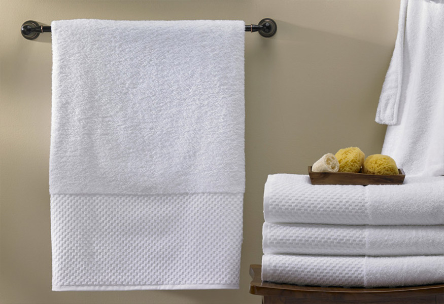 Hand Towel U2013 White
