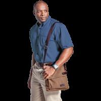 Men's Denim Shirt Short Sleeve - Penmark Hospitality