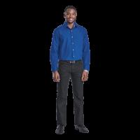 Men's Harper Lounge Shirt Long Sleeve - Penmark Hospitality