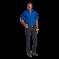 Men's Harper Lounge Shirt Short Sleeve - Penmark Hospitality