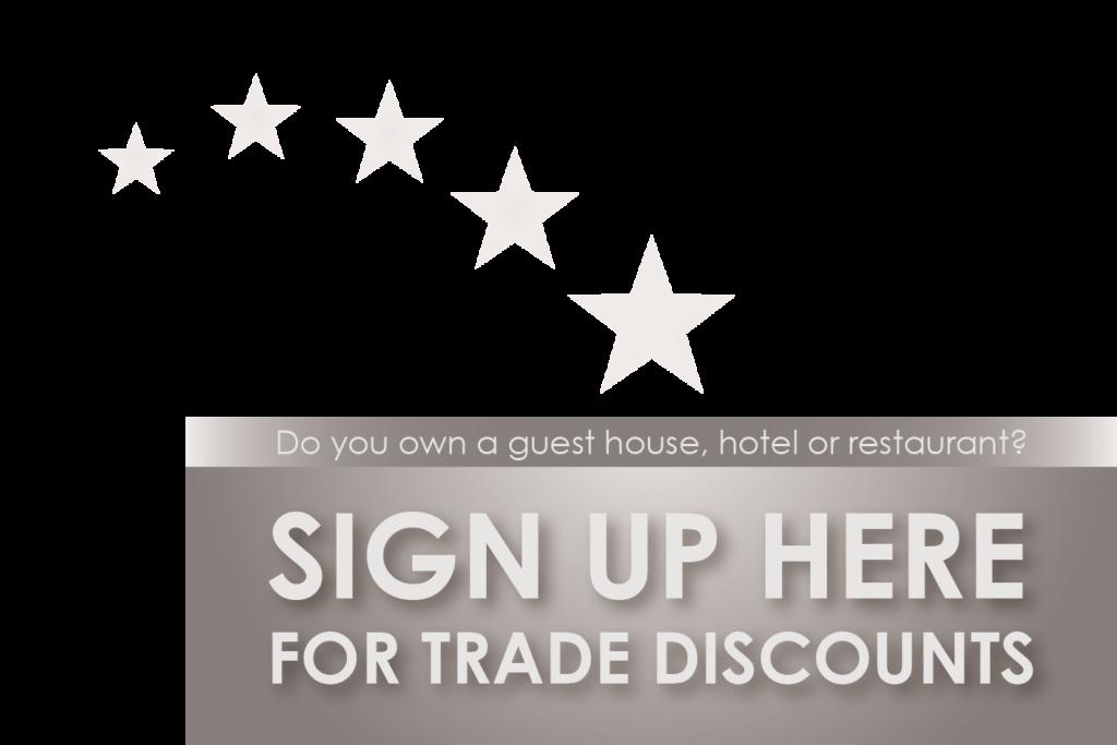 Penmark Hospitality Trade Discounts